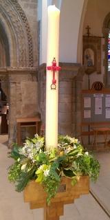 Pashcal Candle