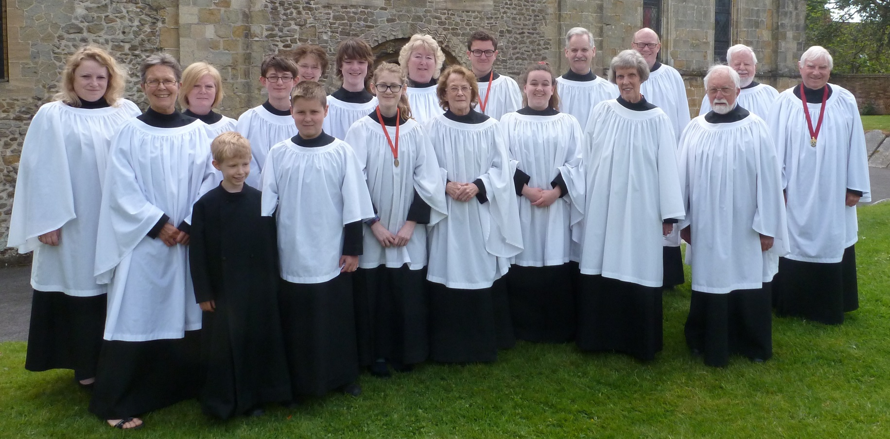 St Peter's Choir 150608