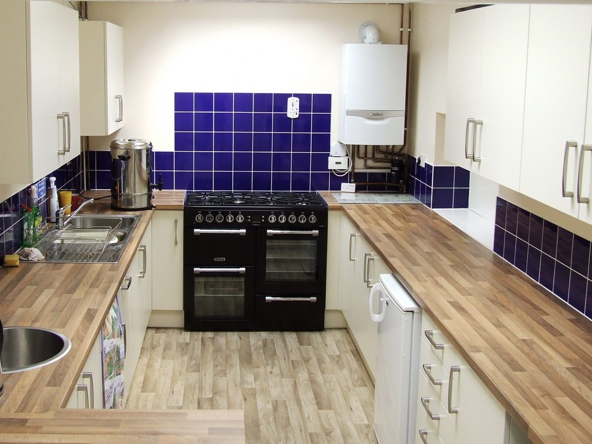 New Hall Kitchen