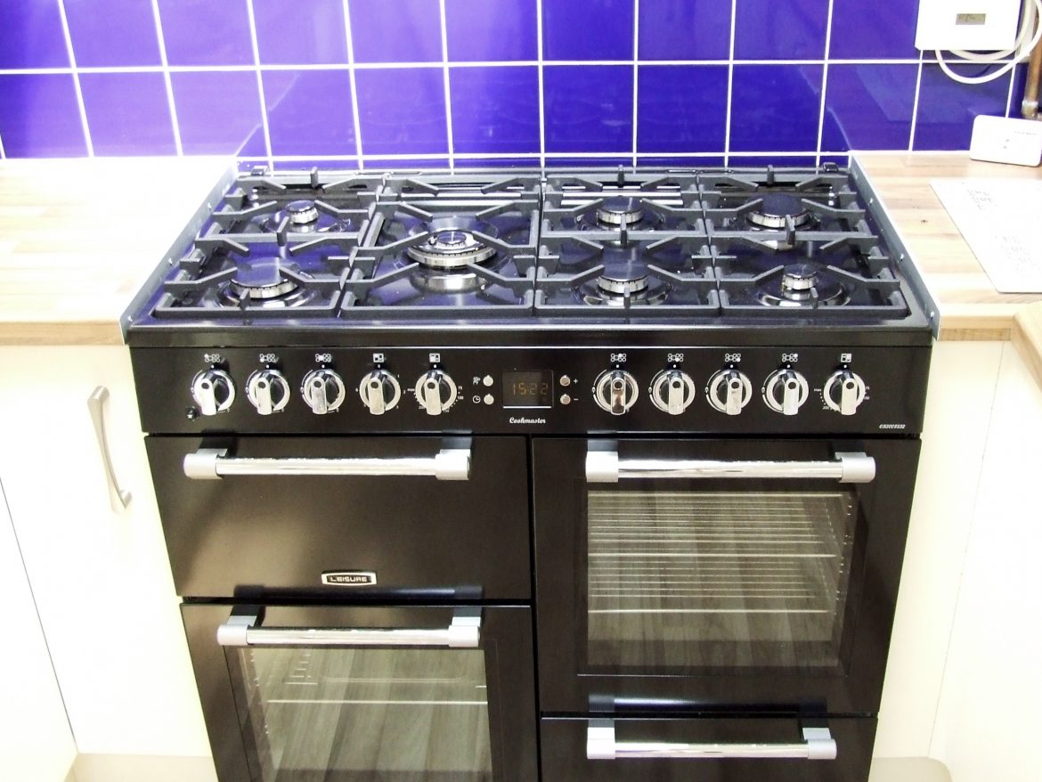 Oven Front View